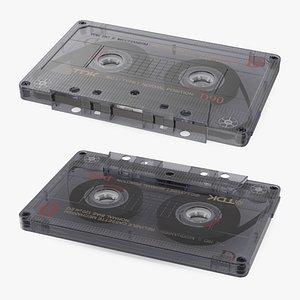 3D TDK D90 Cassette Tape