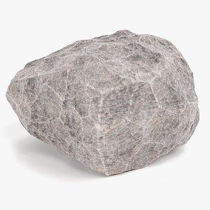 3D rock pbr