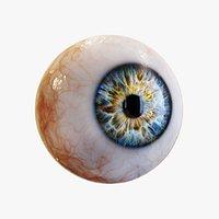 Human eye Photorealistic