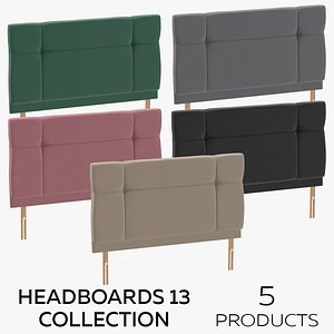 3D model Headboards 13 Collection