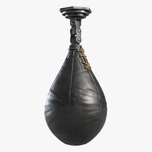 punching bag unbranded 3D model