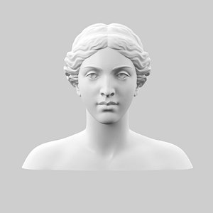 afrodita head model