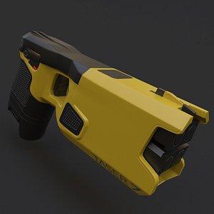 3D 7 unity model