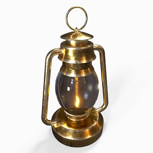 kerosene lamp model