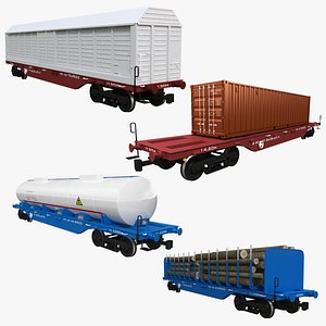 Railcar Collection model