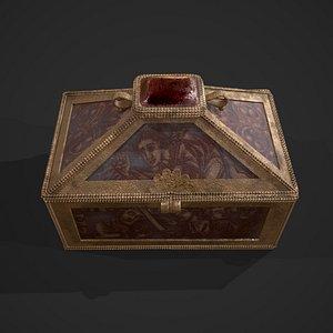 3D charm box model