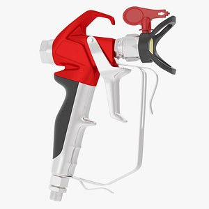 3D Titan RX Pro Airless Spray Gun model