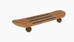 skateboard model