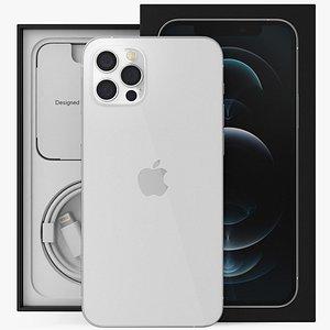 3D iphone 12 pro unboxed