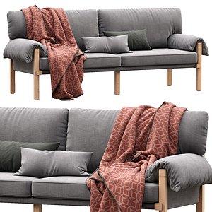 3D lita sofa urban outfitters