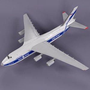 3D AN-124