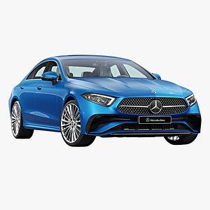 2022 Mercedes-Benz CLS 3D model
