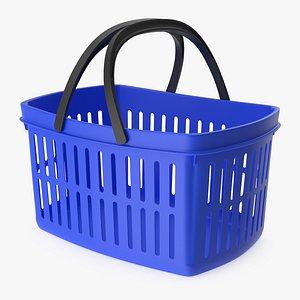 shop basket 3D model