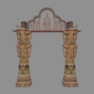 3D Toran model