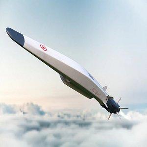 hypersonic ss-n-33 3D
