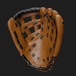 3D Baseball Glove