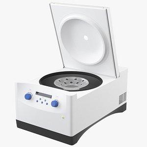3D centrifuge model