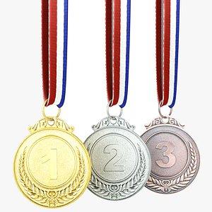Medals 3D