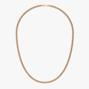 3D necklace chain 2