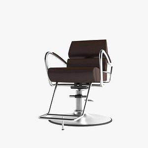 Takara Belmont Oasis Chair Kaze 3D model