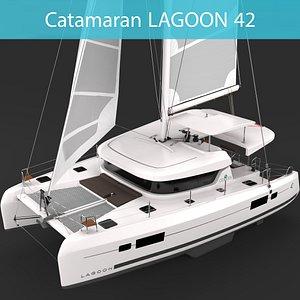 catamaran lagoon 42 model