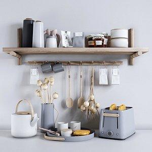 kitchen decor setting model