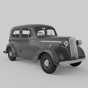 3D Vauxhall 10-4