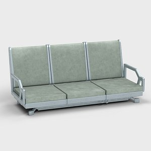 3D couch scifi institute