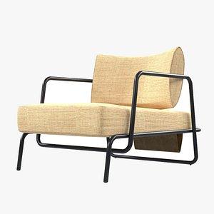 chair armchair bauhaus model
