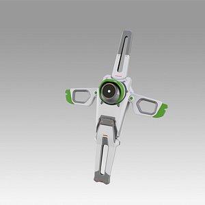 Apex Legends crypto drone cosplay prop replica 3D model