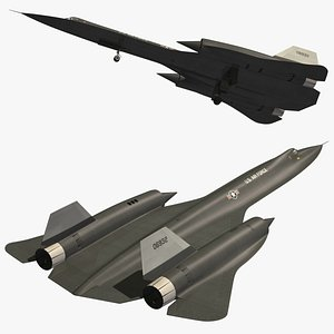 3D archangel lockheed a12
