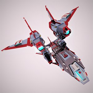 SciFi Spacefighter