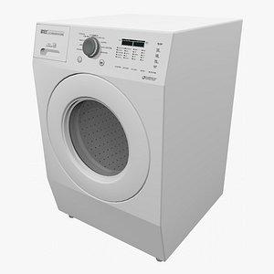 3d washer dryer