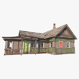 Chernobyl House 01 3D
