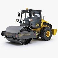 Compactor JCB Vibromax VM115 Construction Equipment