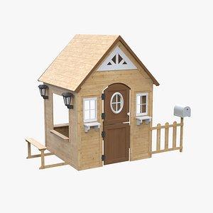 3D Playhouse model