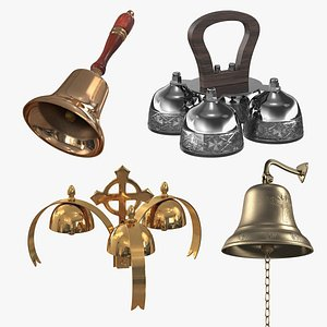 Cathedral Bells Collection 3 3D