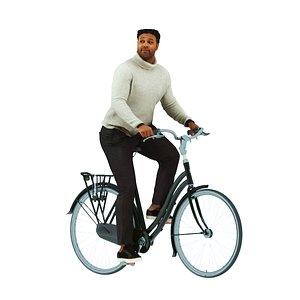 bike man model