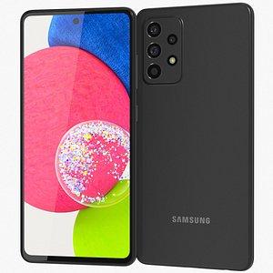 Samsung Galaxy A52s Black model