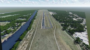 airport grand strand 3D