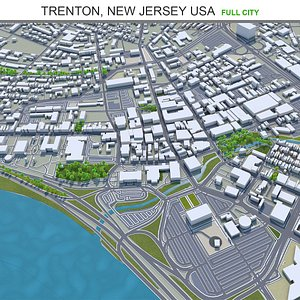 Trenton New Jersey USA model