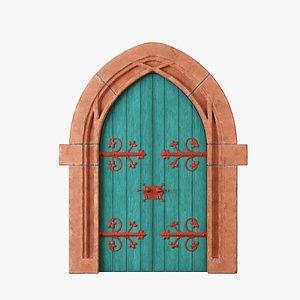 3D Exterior Door V3