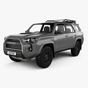 3D Toyota 4Runner TRD Pro 2021