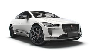 JaguarIPaceBlack2021 model