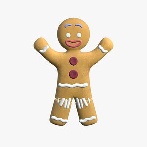 3D Gingy