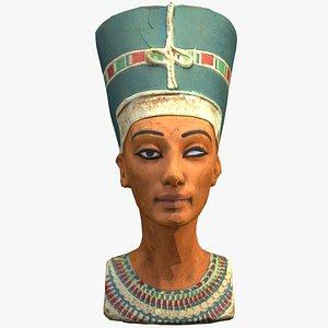 3D ancient egypt egyptian model