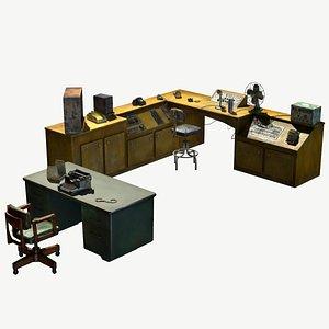 3ds max control room
