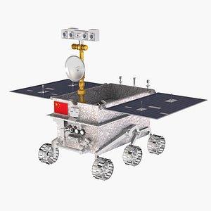 3D e yutu rover