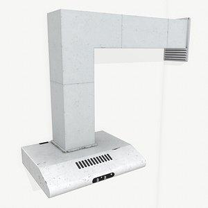 Extractor Hood 3D model