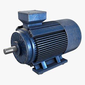 3D model Motor AC